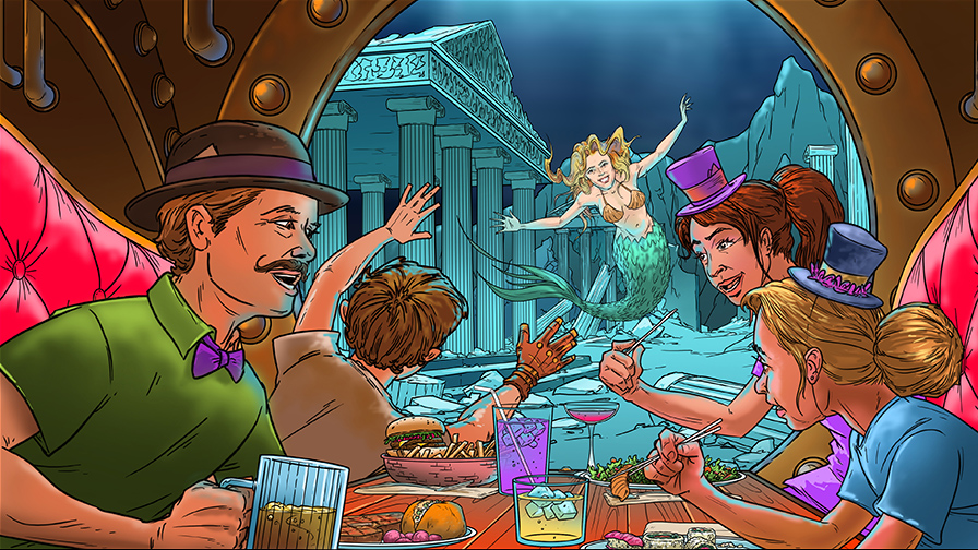 TPG Announces Extraordinary Voyages™ Adventure Dining™