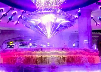The Fortune Diamond at the Galaxy Casino in Macau China