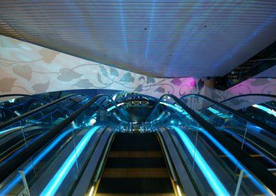 Hall of Treasures at Resorts World Sentosa in Singapore