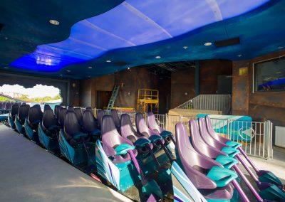 Mako Load Station at SeaWorld Orlando